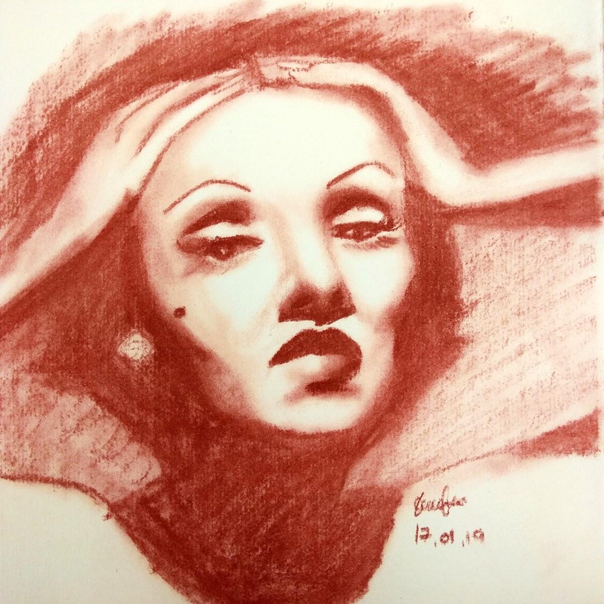 La dame blasée